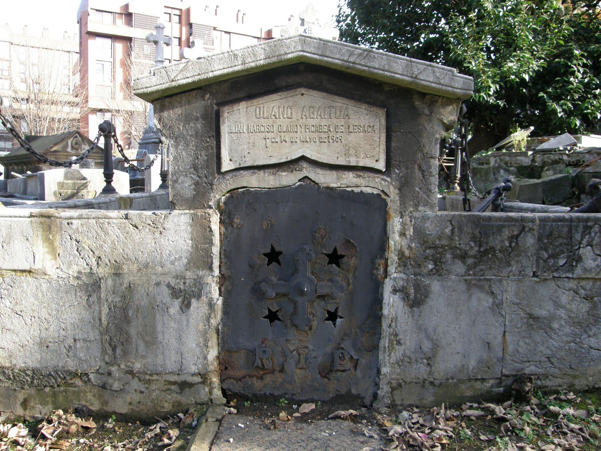 Cementerio de Begoña