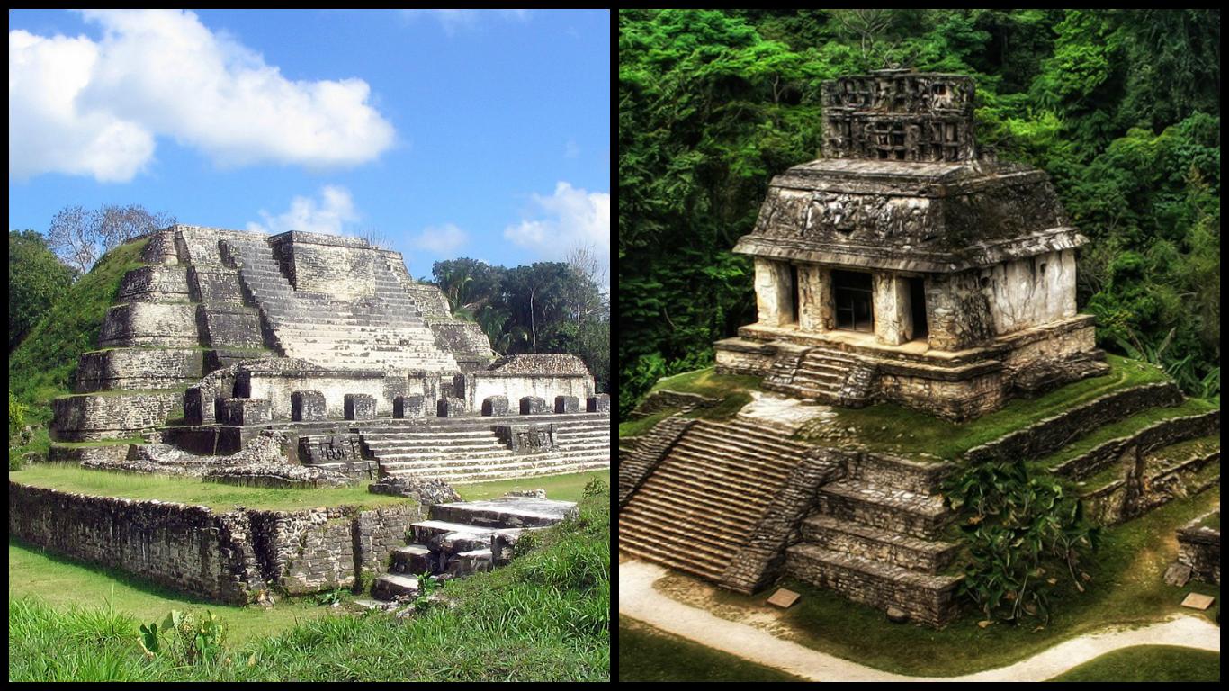 Restos mayas