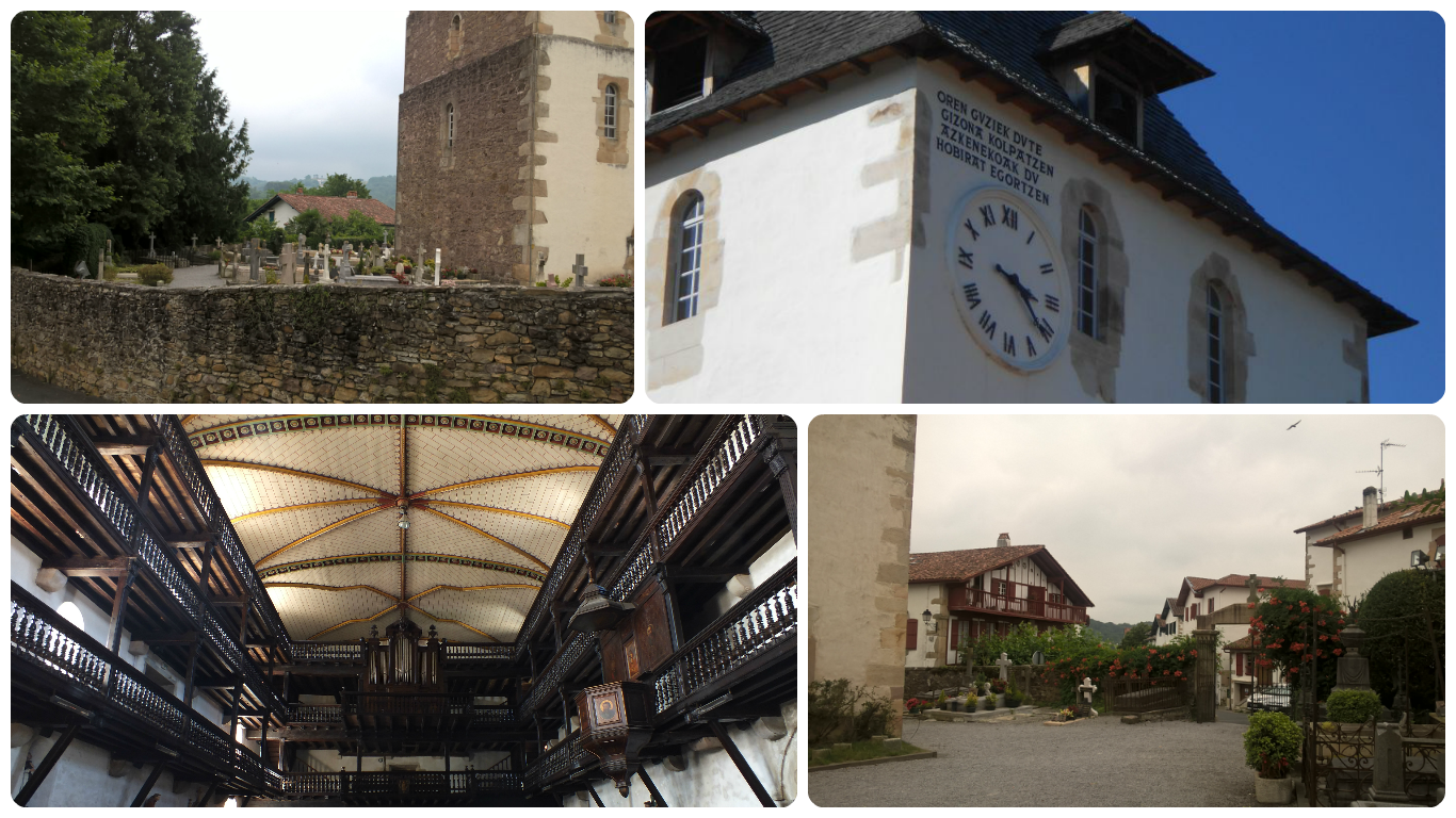 Saint-Martin Sare
