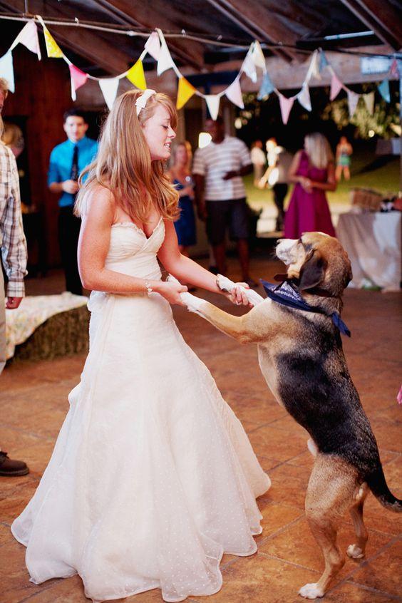 Bailando con tu perro