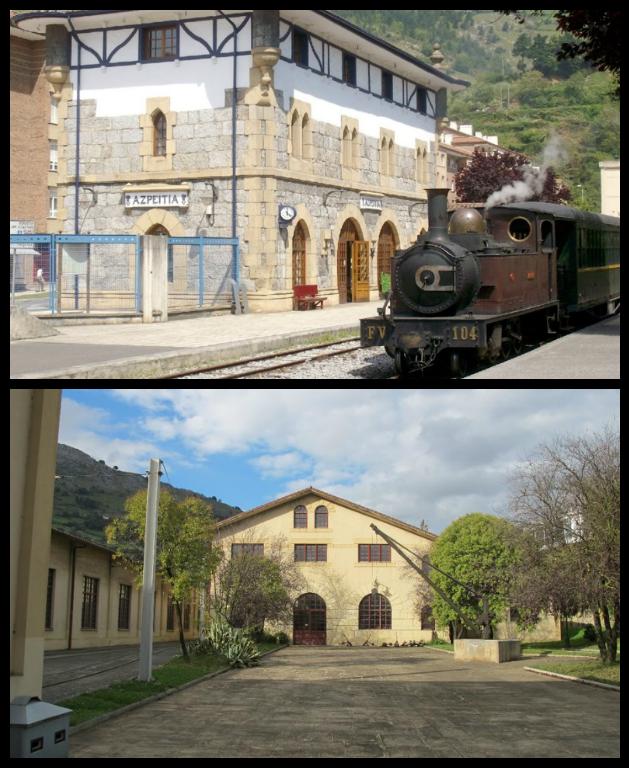 Museo Vasco del Ferrocarril Azpeitia