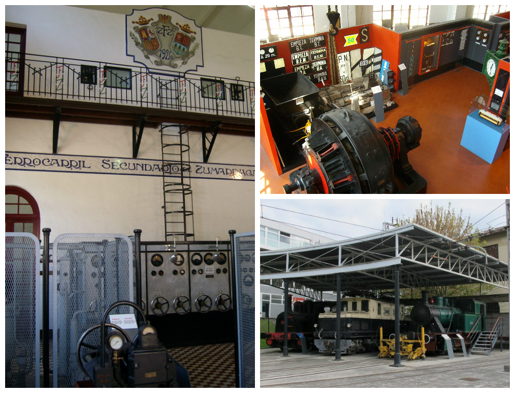 Subestación eléctrica MVF