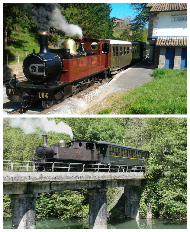 Tren vapor MVF
