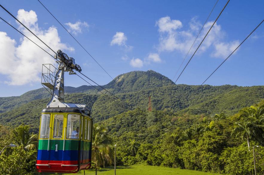 Teleférico de Puerto Plata República Dominicana
