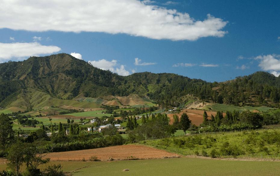 Valle de Jaracaboa República Dominicana