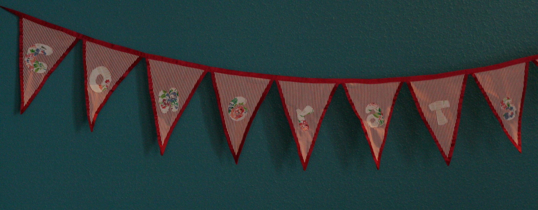 Guirnalda-banderines