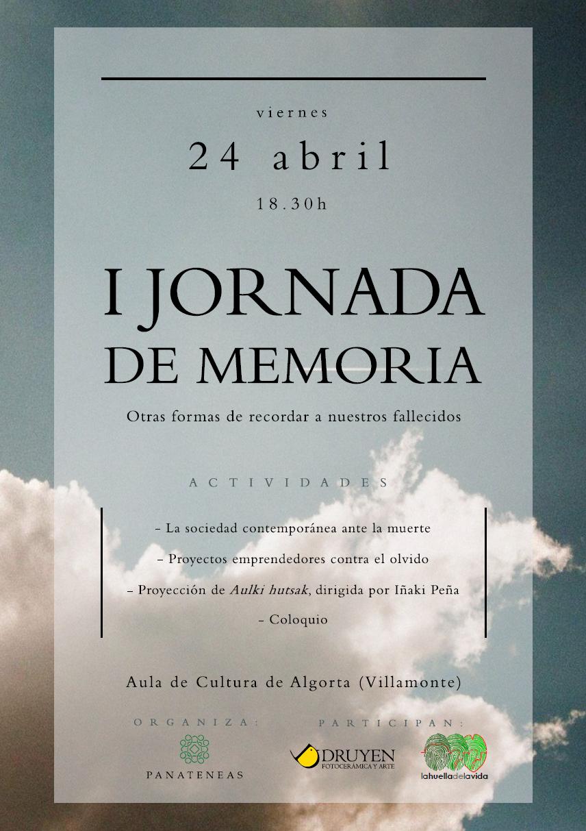 I Jornada de Memoria