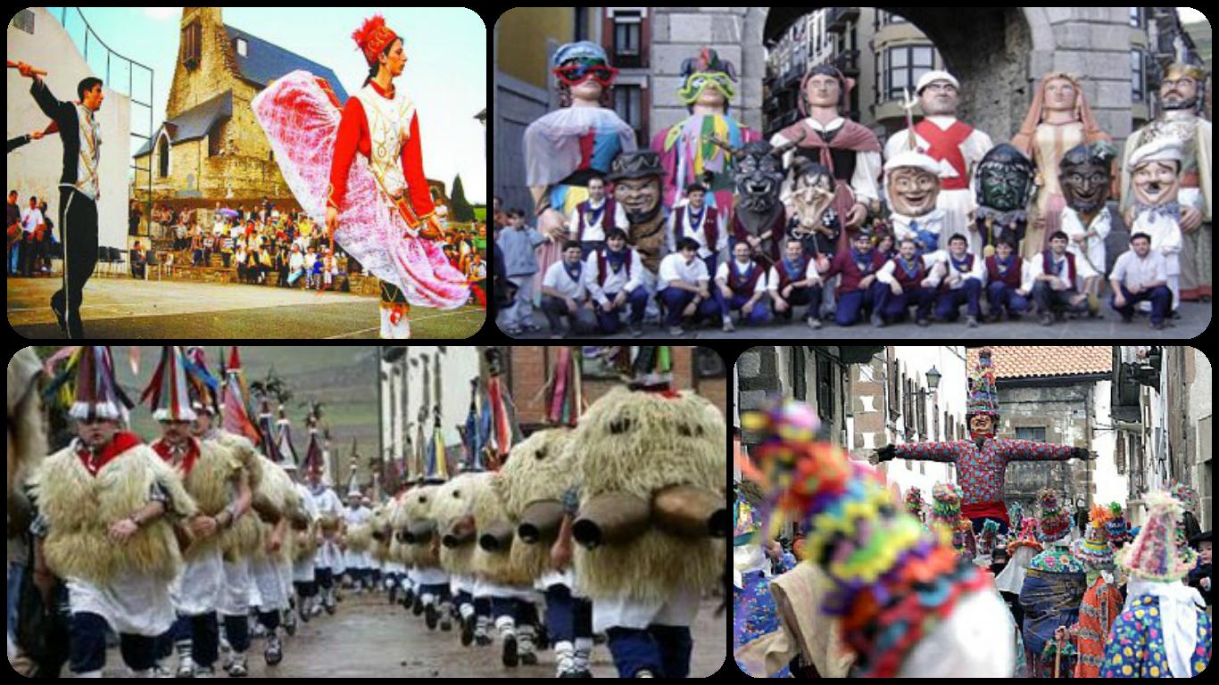 Carnavales vascos
