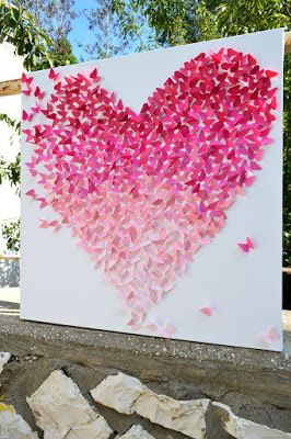 Photocall corazones