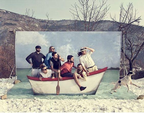 Photocall barca