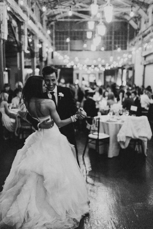 Pareja baile boda