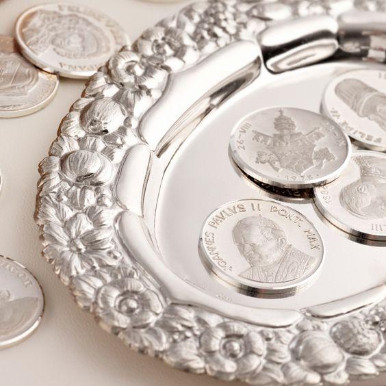 Arras en bandeja de plata